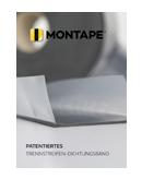 Montape - Broschure