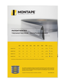Montape - Datenblatt